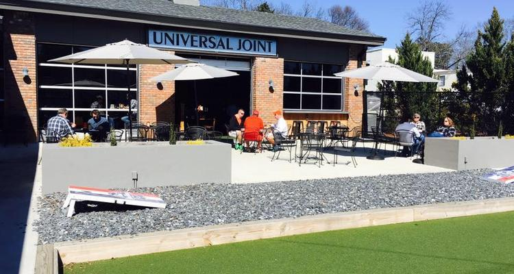 Universal Joint Menu >> Universal Joint Lawrenceville Is Pet Friendly