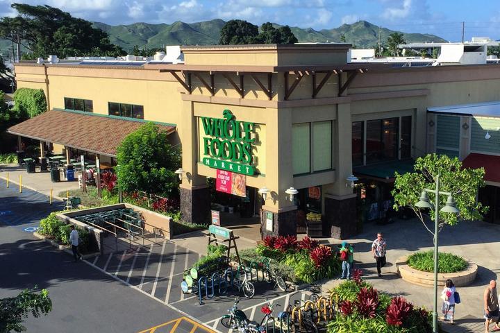Pet Friendly Whole Foods Market Kailua