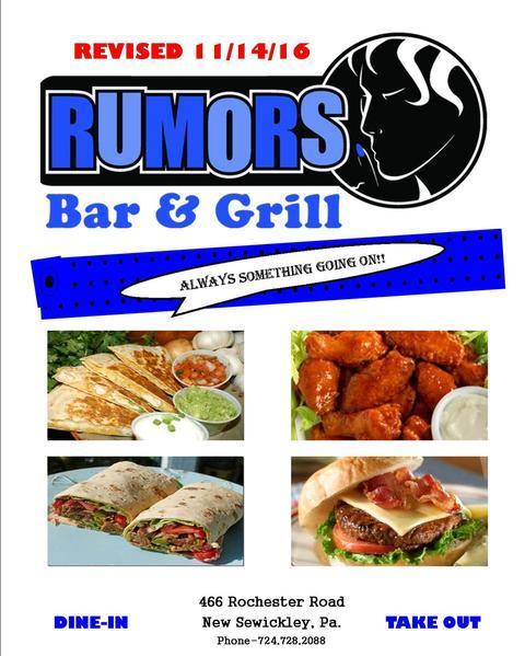 Rumors Bar And Grill >> Rumor S Bar And Grill Is Dog Friendly