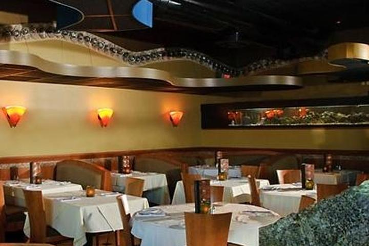 Pet Friendly Mystic Fish Seafood Grill