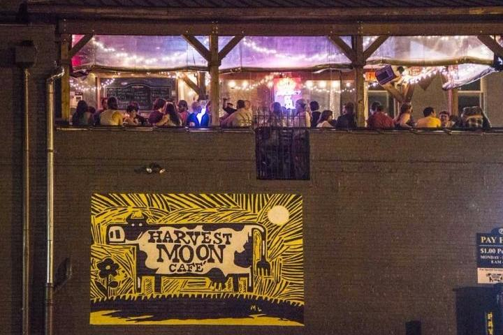 Pet Friendly Harvest Moon Cafe
