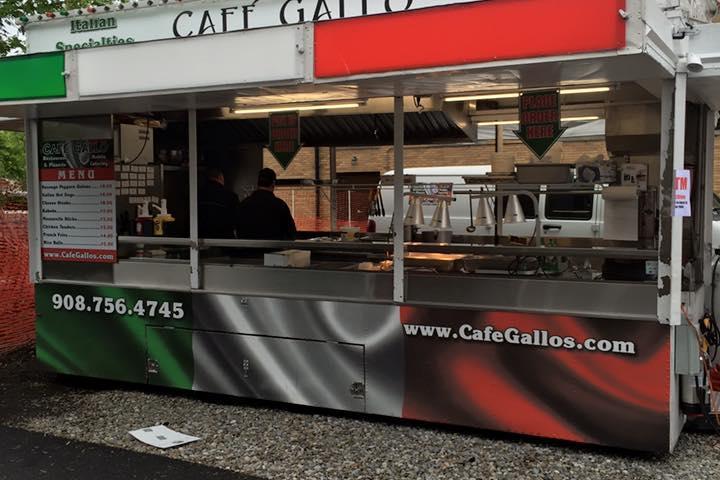 Pet Friendly Cafe Gallo