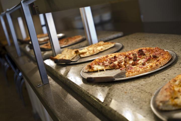 Pet Friendly Michelangelos Pizza