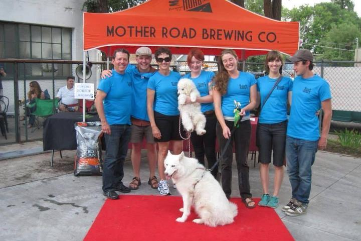 Pet Friendly Mother Road Brewing Company