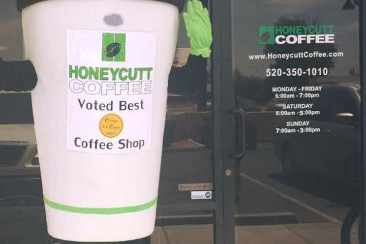 Pet Friendly Honeycutt Coffee
