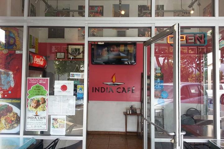 Pet Friendly India Cafe Kailua Curry Express