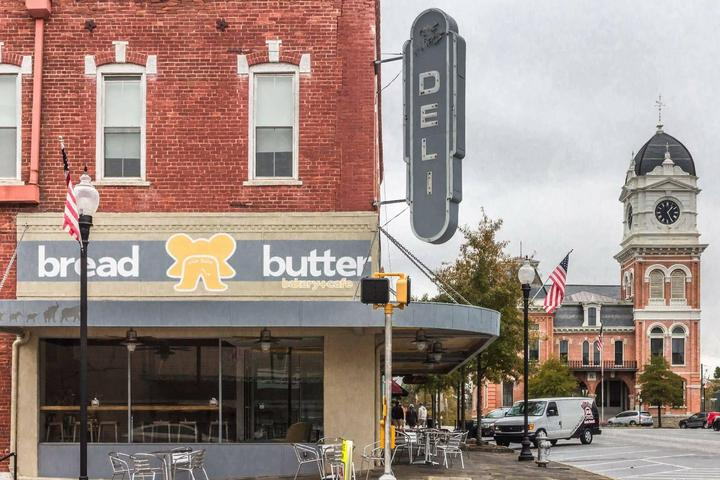 Pet Friendly Bread and Butter Bakery