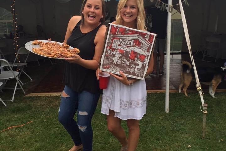 Pet Friendly West Main Pizza
