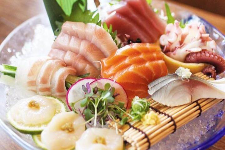 Pet Friendly Nori Sushi
