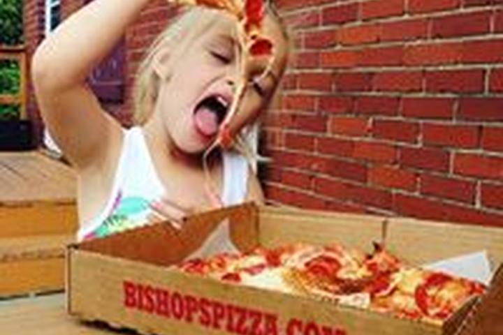 Pet Friendly Bishops Pizza