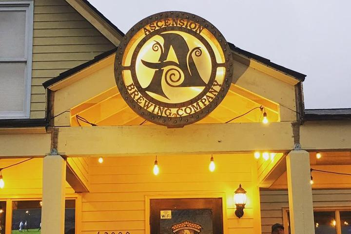 Pet Friendly Ascension Brewing Company