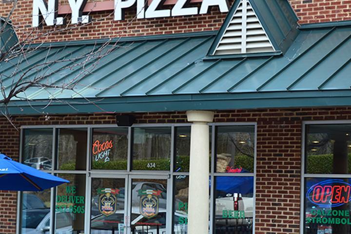 Pet Friendly The Original NY Pizza