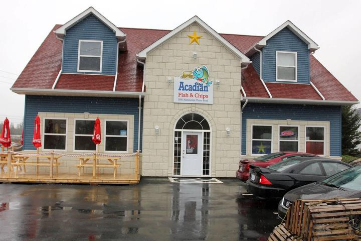 Pet Friendly Acadian Fish and Chips