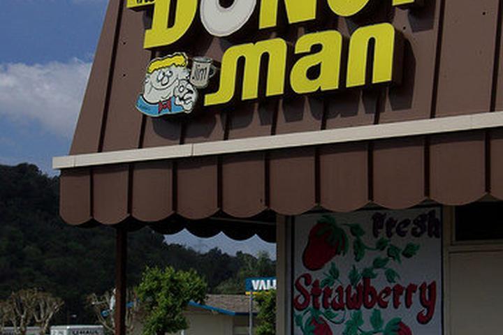 Pet Friendly The Donut Man