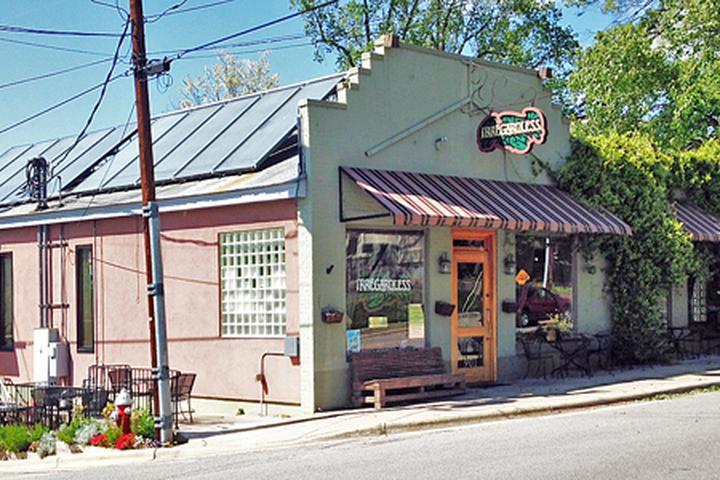 Pet Friendly Irregardless Cafe