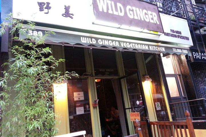 Pet Friendly LuAnne's Wild Ginger