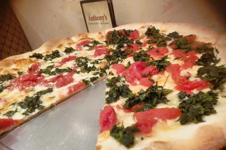 Pet Friendly Anthony's Pizzeria and Italian Restaurant