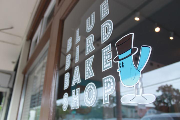 Pet Friendly Blue Bird Bake Shop