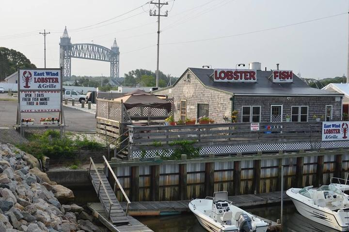 Pet Friendly East Wind Lobster and Grille