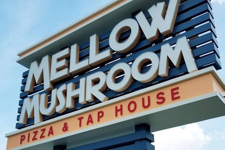 Pet Friendly Mellow Mushroom