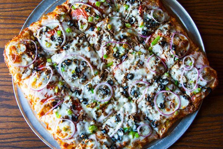 Pet Friendly Redbrick Pizza