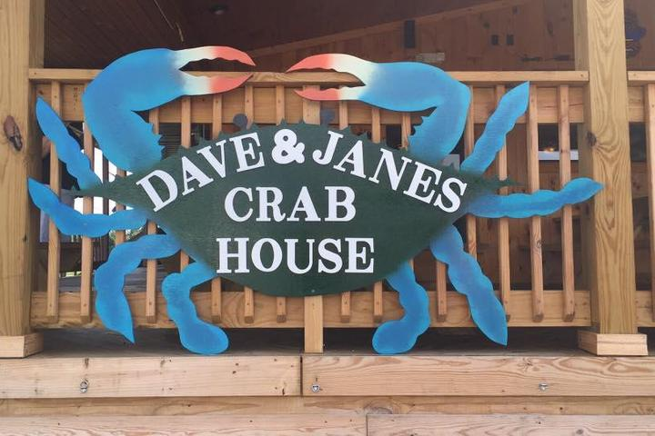 Pet Friendly Dave & Jane's Crabhouse