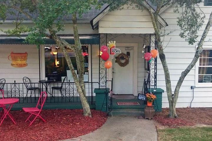 Pet Friendly Grayson Coffee House