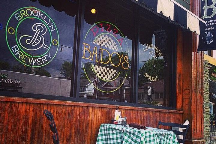 Pet Friendly Bado's Pizza Grill & Ale House