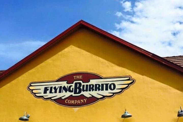 Pet Friendly Flying Burrito Company