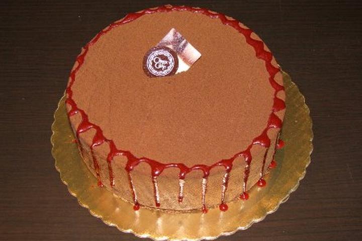 Pet Friendly Classic Cake