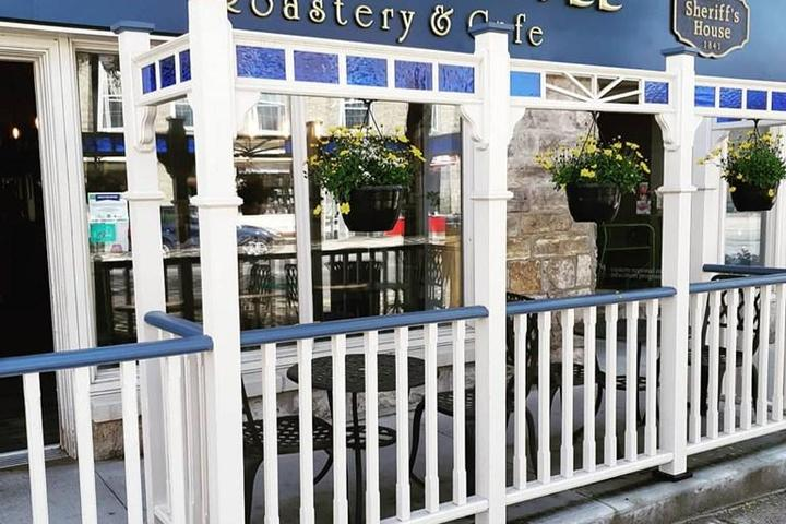 Pet Friendly Coutts Coffee Roastery & Cafe