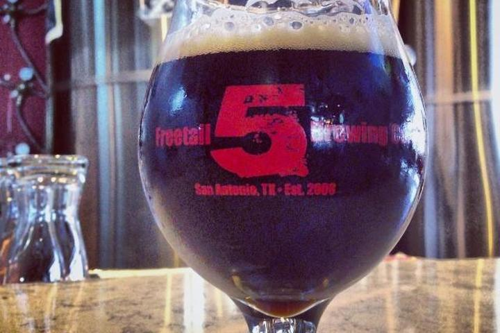 Pet Friendly Freetail Brewing Company