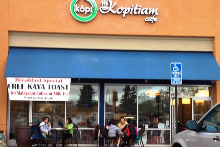 Pet Friendly Kopitiam Cafe