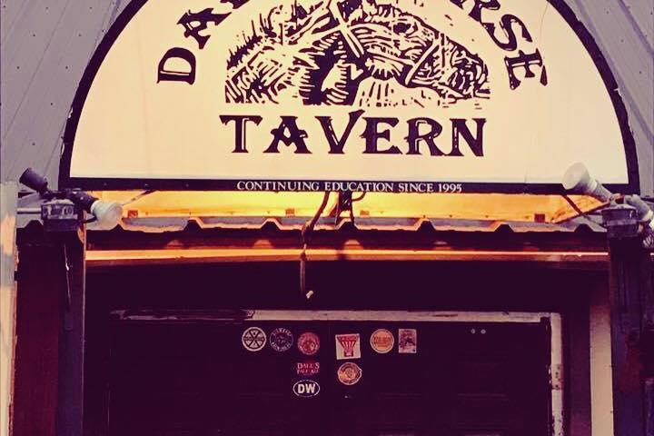 Pet Friendly Dave's Dark Horse Tavern