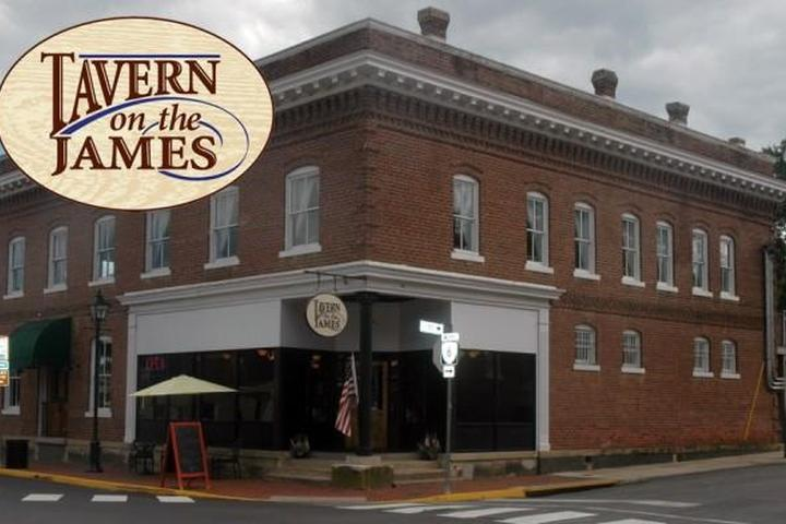 Pet Friendly Tavern on the James