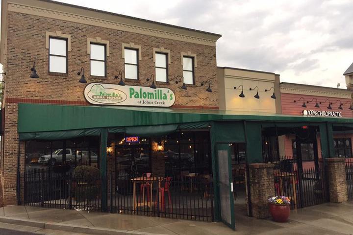 Pet Friendly Palomilla's Grill House