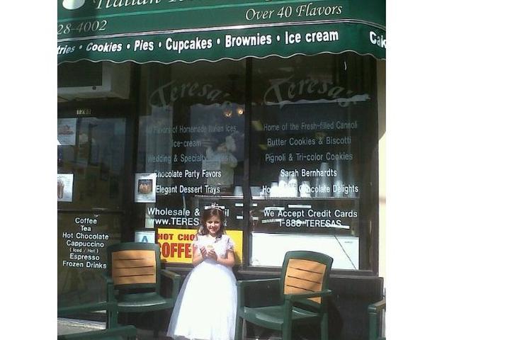 Pet Friendly Teresa's Bakery & Cafe