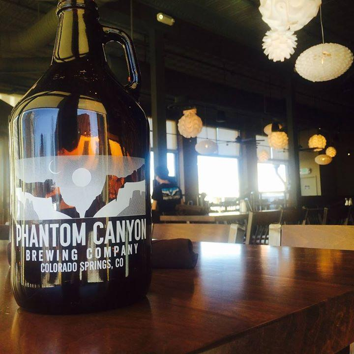 Phantom Canyon Brewing Company Is Dog Friendly