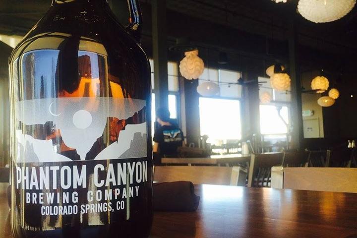 Pet Friendly Phantom Canyon Brewing Company
