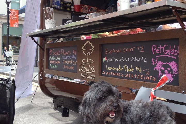 Pet Friendly Paolo's Gelato Italiano