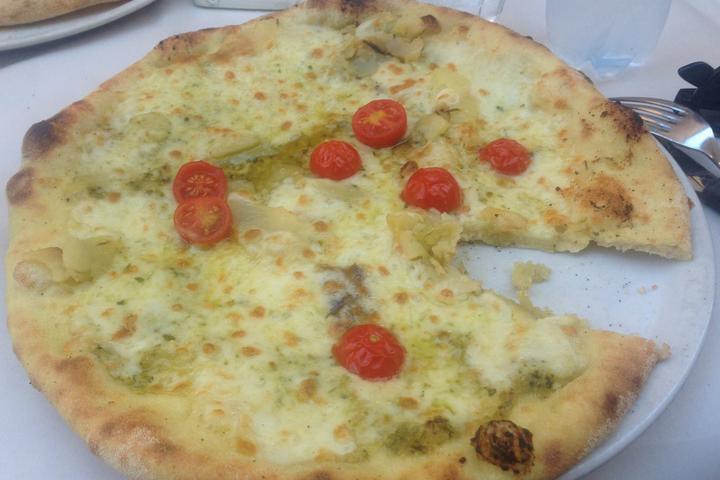 Pet Friendly Pizza Rustica