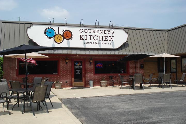 Pet Friendly Courtney's Kitchen