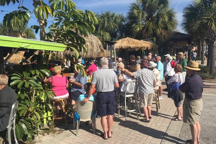 Pet Friendly Bamboo Beach Bar & Grill