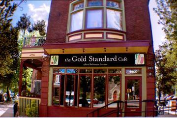 Pet Friendly Gold Standard Cafe