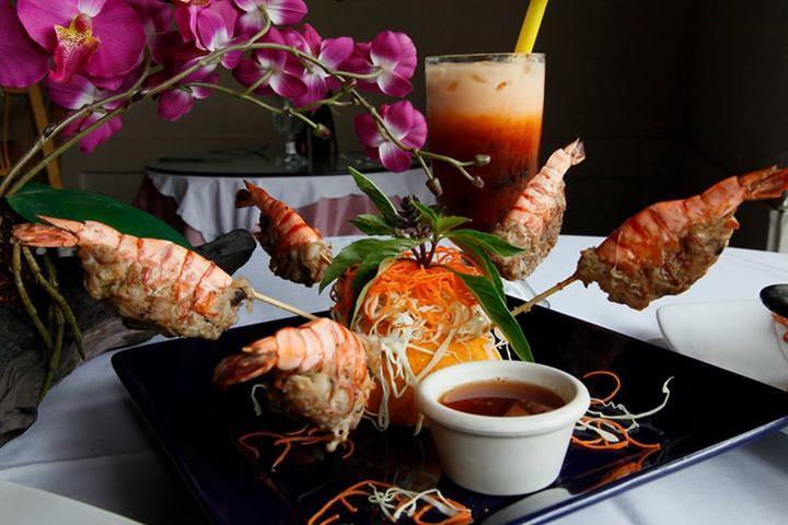 Pet Friendly Thai Orchid Restaurant
