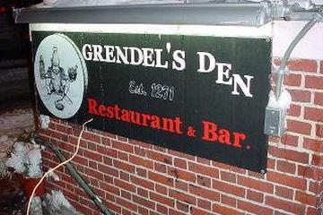 Pet Friendly Grendel's Den Restaurant & Bar