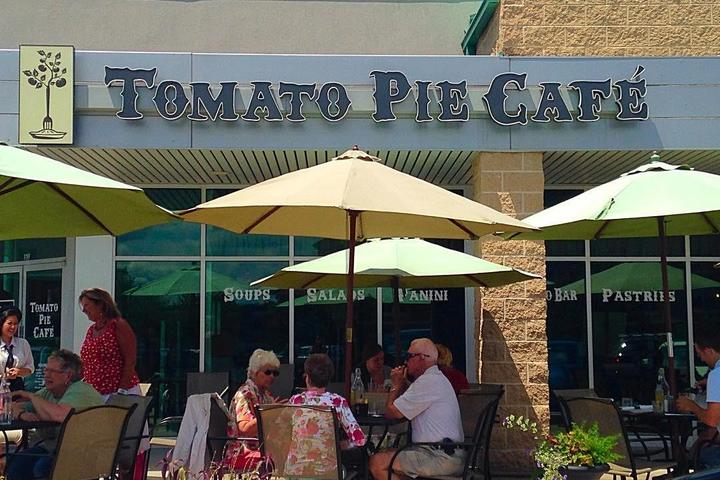 Pet Friendly Tomato Pie Cafe