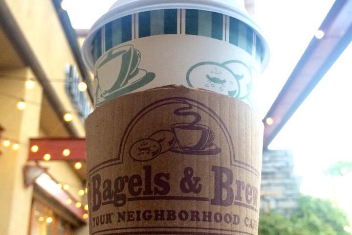 Pet Friendly Bagels & Brew