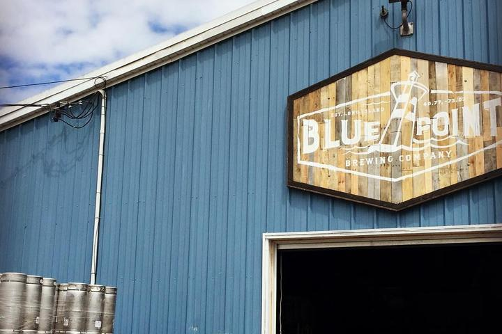 Pet Friendly Blue Point Brewery