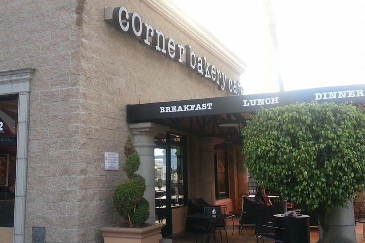Pet Friendly Corner Bakery Cafe